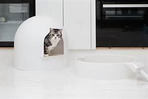 Litiere Chat Anti Odeur : meuble liti re invisible pour chat anti odeurs id al pour cacher la liti re lol cats design ~ Melissatoandfro.com Idées de Décoration