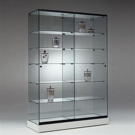 Glas Rahmenlos by Glasvitrine Pl125 46 Rahmenlos Esg 5 6mm Zerlegte