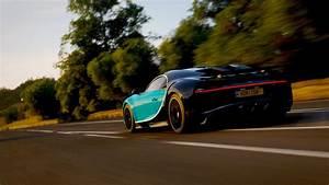 Forza Horizon 4  Being A Stunt Driver In The Bugatti Chiron  U2013 Fullthrottle Media