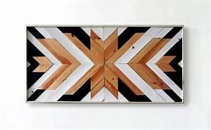 Wood wall art reclaimed wooden
