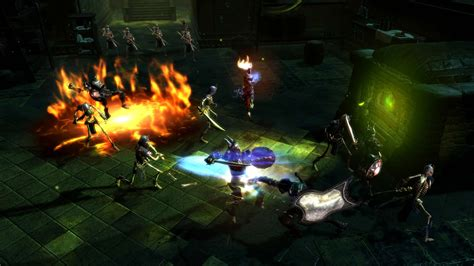 dungeon siege 3 dungeon siege iii geforce