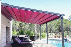 Protection Soleil Terrasse : parasol pour restaurant pergola velum parasol de terrasse pro ~ Nature-et-papiers.com Idées de Décoration