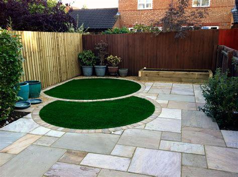 artificial grass patios paving