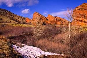 Red Rocks Park Colorado II Photograph by David Patterson