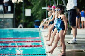 gardens pool swim team Kent