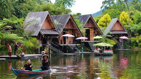 dusun bambu lembang tiket  aktivitas pilihan oktober