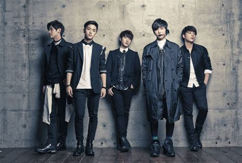 Album Ftisland 5 Go Japanese F T Island S Fourth Japanese Studio Album New Page To Be