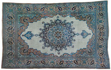 tappeti persiani tabriz 187 tappeti persiani azzurri