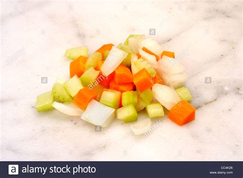 matignon cuisine kitchen cuts of the vegetables cutting matignon