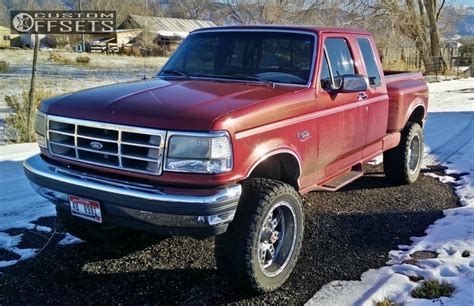 1994 Ford F 150 Xd Diesel Suspension Lift 6in