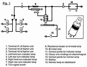 3 Prong Flasher Relay Wiring Diagram