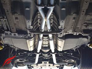 G35  37 Sedan Cat Back Exhaust  Fast Intentions