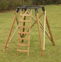 Cabelas Ladder Stands by How To Build A Natural Deer Hunting Blind Know Prepare
