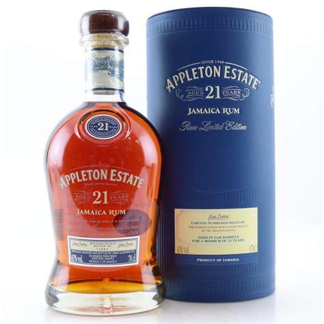 appleton estate  year  jamaican rum whisky auctioneer