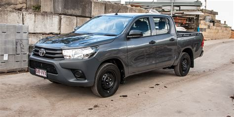 2018 Toyota Hilux Workmate 4x2 Double Cab Review Caradvice