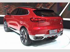 2015 Shanghai Auto Show Haval Photo 16