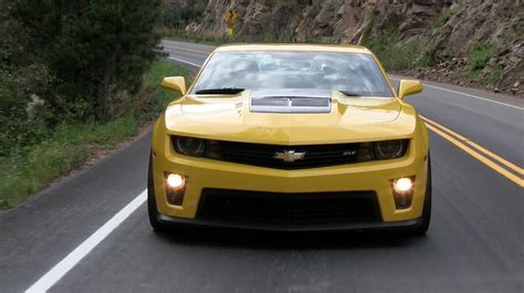 Is The Fastest Camaro by 2012 Chevy Camaro Zl1 Drive Review The Fastest Daily