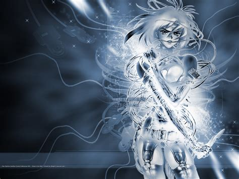 Anime Ghost Wallpaper - ghost in the shell free anime wallpaper site