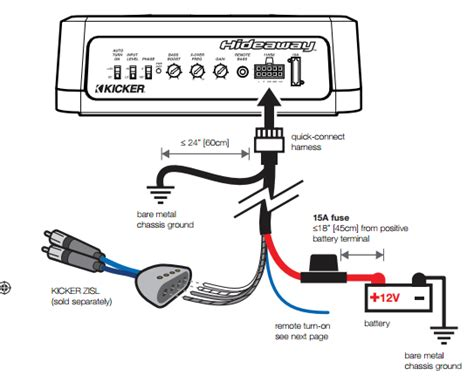 Hideaway Install Power Cable Battery Question Myg