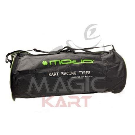 siege auto rotax rotax sac porte pneus mojo magic kart