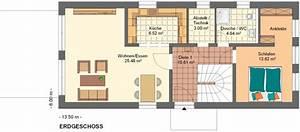 Fertighaus 6m Breit : grundriss schmales haus ~ Sanjose-hotels-ca.com Haus und Dekorationen
