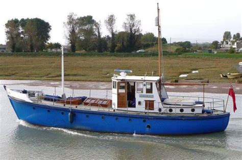 Converted Fishing Boats For Sale Scotland by Sir Paul Mccartney Selling His Fishing Boat Barnaby Rudge