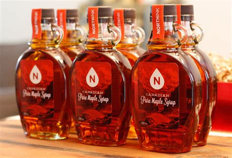 northink maple syrup holiday gift  catherine mcleod
