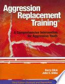 aggression replacement training  comprehensive