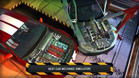 mechanic simulator job mod money apk games mechanics garage play cars fix diagnose auto apkpure google thumbnail mods workshop fast