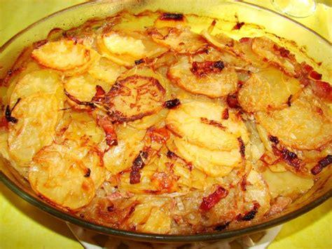la bonne recette de guitoune pommes de terre boulang 232 re