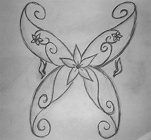 flower butterfly tattoo by DevinSummers on DeviantArt