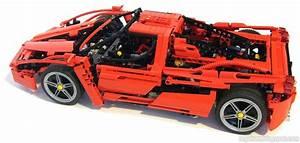 Lego Technic Ferrari : legoism flashback 8653 enzo ferrari 1 10 ~ Maxctalentgroup.com Avis de Voitures