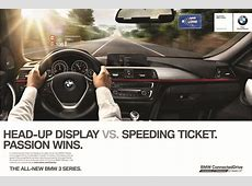 2012 BMW 3Series F30 Marketing Campaign Passion Wins
