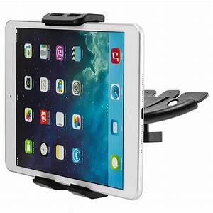Kfz Halterung Tablet : cd schlitz kfz auto tablet halter autohalterung halterung apple ipad mini 2 3 4 ebay ~ Orissabook.com Haus und Dekorationen