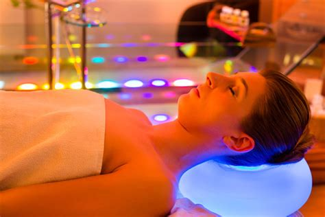 the return of color light therapy magazine