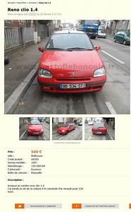 Clio 3 Le Bon Coin : reno clio voitures alsace best of le bon coin ~ Gottalentnigeria.com Avis de Voitures