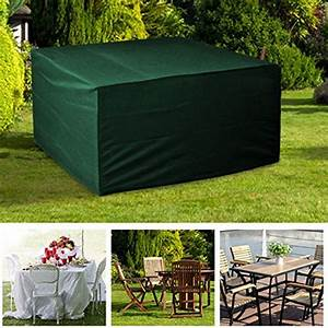 Multiware waterproof protective garden furniture cover for for Patio furniture covers for square tables