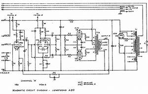 Power Amp Circuit Diagrams