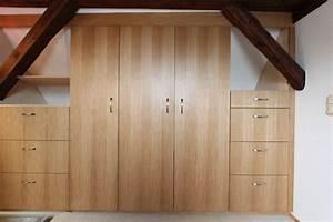 Einbauschrank Unter Dachschräge : einbauschrank im dachgeschoss unter dachschr ge dein tischler in leipzig dein tischler in leipzig ~ Sanjose-hotels-ca.com Haus und Dekorationen