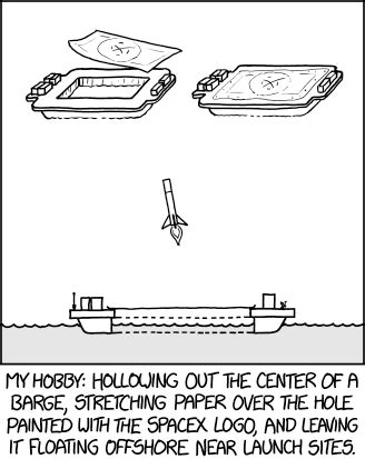 "Kidney Notes: ""Barge"" via xkcd.com"