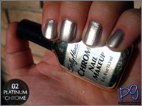Sally Hansen Platinum Chrome