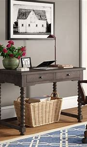 This Rectangular Desk is a stylish addition to your ...