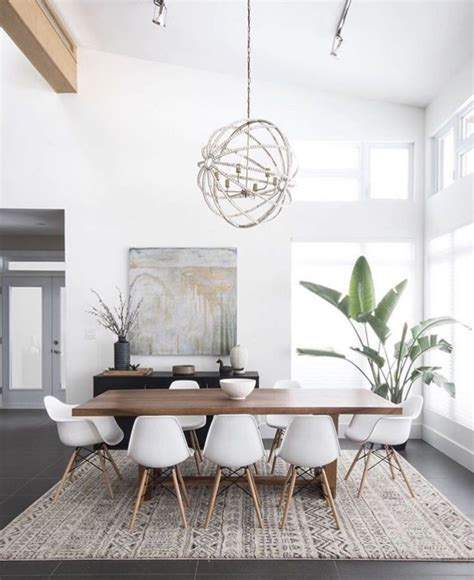 30 Modern Dining Rooms by Gorgeous 30 Modern Minimalist Dining Room Design Ideas For