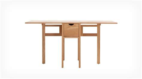 table pliante hallie bureau salle  manger table