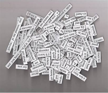 Words Sales Magnets Power Marketing Thoughts Actions