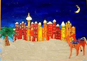 Häuser Im Orient : bild orient nacht sahara karawane von mamu bei kunstnet ~ Lizthompson.info Haus und Dekorationen