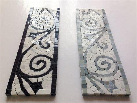 Mosaic Border Tiles Bathrooms by Carrara Marble Italian White Bianco Flower Mosaic