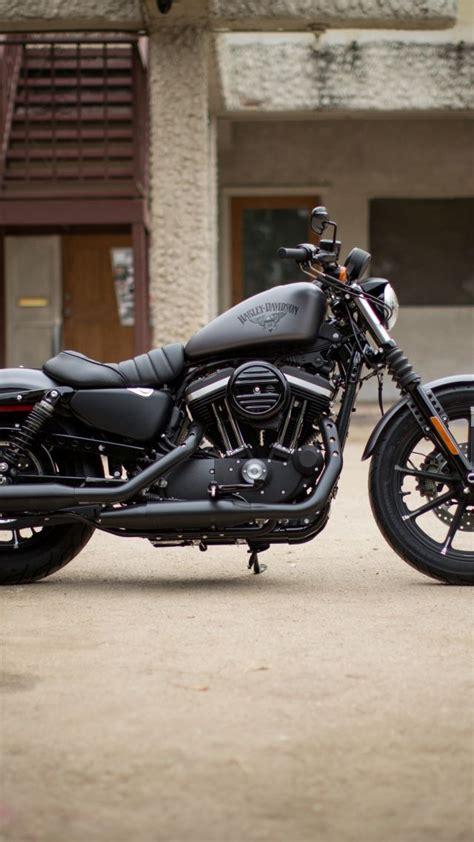 wallpaper harley davidson iron  black bike year