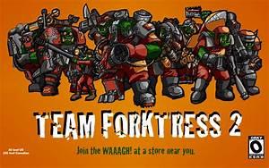 Warhammer 40k Ork Wallpaper - WallpaperSafari