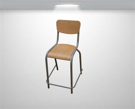 chaise métallique chaise métallique présentoir métallique